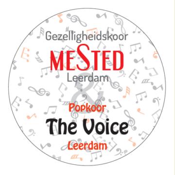 Leerdam gezelligheidskoor MeSted zingt voor u!